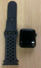 Apple Watch Series 3 NIKE  Space Gray Case 38mm GPS w/ Black Anthracite Band