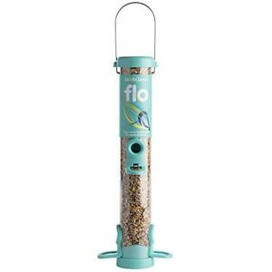 Bird Feeder, Aqua, Medium