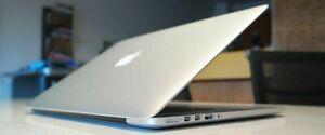 APPLE MACBOOK PRO 15 RETINA | 3.4GHz Quad Core i7 | 16GB RAM 2TB SSD | OS2020