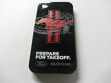 Original De Ford Mustang Iphone 4/4s Smartphone Funda