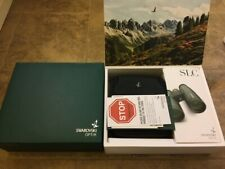Swarovski Optik SLC 10x42 HD Binoculars Green - New in Box