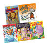 Caryl Hart Children's Book Collection 5 Books Set (Welcome to Alien School ) New