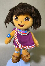 "TY World Adventure Dora The Explorer Tanzania Dora 7.5"" Plush"
