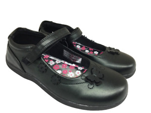 Girls Kids Childrens New Formal Smart Casual Mary Jane Back To School Shoes