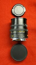 Leica SUMMICRON-M 50mm f/2 MF Lens (Black)