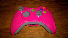 Custom Manette Xbox 360 Controller Rose / Pink