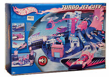 Hot Wheels Turbo Jet City Mattel NUOVO