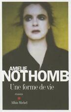 Forme de Vie (Une) (Romans, Nouvelles, Recits (Domaine Francais)) (French