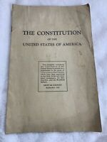 1936 The constitution of the United States of America Swift & Company 1936