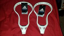 Bnwt Adidas Eqt Enrayge Unstrung Attack Lacrosse Head Size 10 Ai7192 Lot Of 2