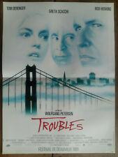 Plakat Troubles Wolfgang Petersen Tom Berenger Greta Scacchi 40x60cm