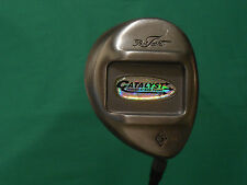 BOB TOSKI CATALYST 19 DEGREE 5 WOOD - MENS  FLEX GRAPHITE SHAFT - EXCELLENT COND