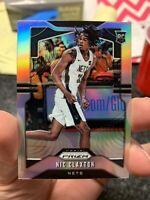 2019-20 Panini Prizm Silver Nicolas Claxton Rookie #292 Brooklyn Nets 🔥🔥