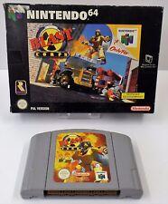 Nintendo 64 - N64 Spiel - Blast Corps + OVP
