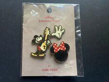 Target Junk Food - Minnie Mouse 3 Disney Pins 128537