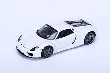SPARK Porsche 918 Spyder blanco - white S4242 1/43