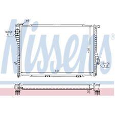 Kühler, Motorkühlung NISSENS 60648A