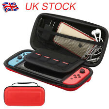 Nintendo Switch Hard Case Protective Cover Carry Bag Red