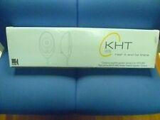 KEF HTS 1001 / KHT 1005.2 Surround Sound Speaker Stand- SILVER