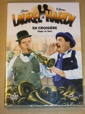 EDITION 2 DVD, COLORISE ET N ET B / LAUREL ET HARDY / EN CROISIERE / NEUF