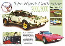 Hawk HF 2000 3000 folleto 2000 gb brochure auto folleto folleto brosjyre auto