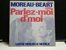 MOREAU BEART Parlez-moi d'moi TEM80004