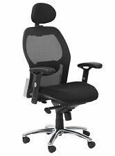Alphason 'Portland' Synchro Mesh Back Executive Office Chair - 3 shift  24hr Use