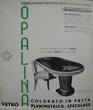 DESIGN_MOBILI_VETRI OPALINA SAINT GOBAIN_TAVOLO DECO'_FONTANA_CANTU'_PUBBLICITA'