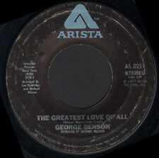 GEORGE BENSON - The Greatest Love Of All - Arista