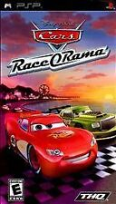 Cars: Race-O-Rama  PSP- GAME & MANUAL ONLY