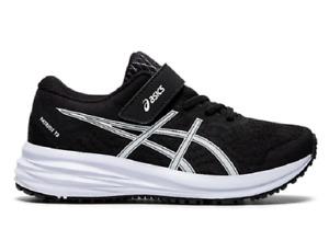 ASICS 1014A138.001 PATRIOT 12 PS Yth`s (M) Black/White Mesh Athletic shoes
