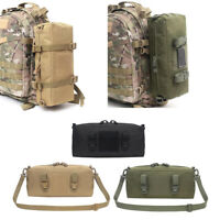 Molle Duffle Bag Military Map Camera Tactical Waterproof Large Molle Pouch