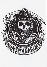 Cryptozoic Sons of Anarchy Seasons 1-3 Trading Cards - COMPLETE BASE SET #1-100