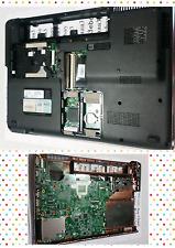 HP PAVILION dv5-1144el scocca notebook laptop case chassis INFERIORE