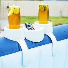 Lay Z Spa Hot Tub Drink Cup Snack Tray Holder Bestway Inflatable