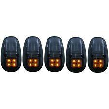 Anzo L.E.D Cab Lights Smoke 5pc For 99-02 Dodge Ram 2500/3500 #861098