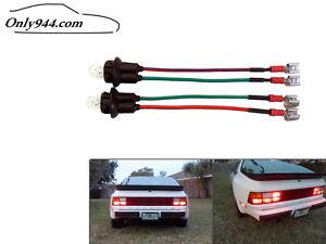 Porsche 944 / 924 Extra Tail Light Kit, Tail light Mod
