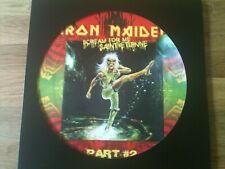 Iron Maiden - Scream For Me Saint Etienne Part 2 - Picture Vinyl / TOP - ZUSTAND