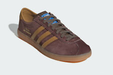 Adidas Originals Amsterdam Brown US Mens 7.5 DS New with Box EF5791
