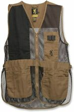 Browning Trapper Creek Vest Clay/Black Men's Size Small 3050266801