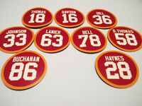 cheap for discount dbc5c 4b4c2 NY Knicks Retired Jersey Magnets - Basketball Fridge Magnets ...