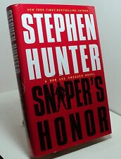 Sniper's Honor by Stephen Hunter - a Bob Lee Swagger novel