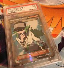 Pokemon NOBLE VICTORIES FULL ART N TRAINER HOLO FOIL CARD PSA 9 MINT 101/101