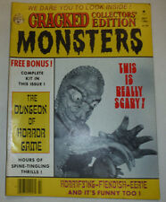 Cracked Magazine Monsters Collector's Edition July 1984 032515R