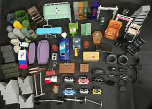 WWE Accessories Weapons for wrestling figure lot wwf/wcw/ecw