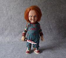 "McFarlane Toys Child's Play Chucky Doll 12"" Action Figure, Horror Memorabilia"