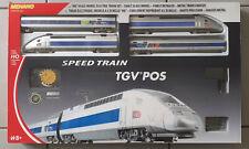 2 COQUES NUES N° 4404 TGV POS MEHANO  TBE