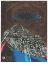 NEW - Lego 5005445 Millennium Falcon UCS 75192 Art Print - Force Friday Poster 3