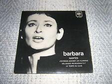 BARBARA EP FRANCE NANTES