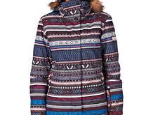 Roxy Jet Ski Girls Snowboard Jacket (M) KVJ4